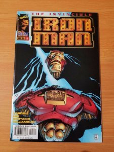 Iron Man #3 ~ NEAR MINT NM ~ (1997, Marvel Comics)