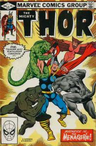 Thor #321 VF/NM; Marvel | save on shipping - details inside