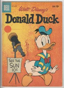 Donald Duck #71 (May-60) VF/NM High-Grade Donald Duck