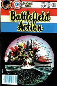 Battlefield Action #66 VF/NM; Charlton | save on shipping - details inside