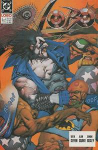 Lobo (Mini-Series) #2 VF/NM; DC | save on shipping - details inside
