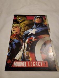 Marvel Legacy 1 Near Mint-  Cover by Joe Quesada