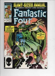 FANTASTIC FOUR #20 Annual, VF/NM, Dr Doom, Franklin, 1961 1987, Marvel