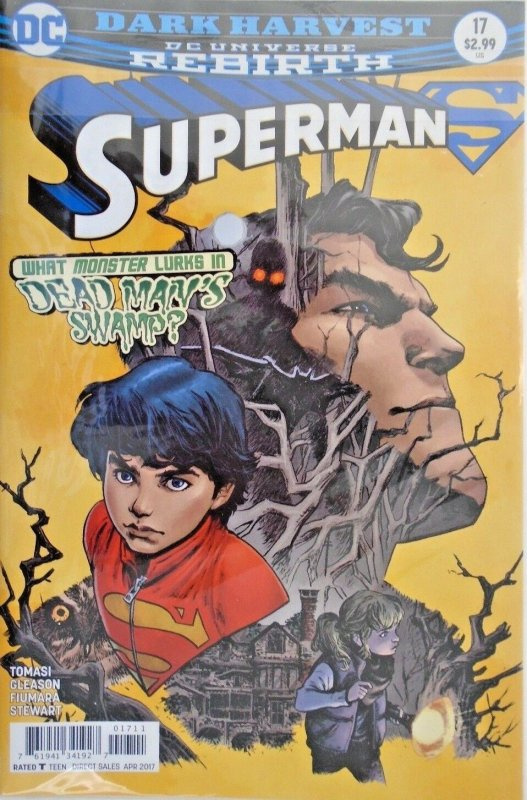 *Superman (2016; Rebirth) #52, Rebirth #1-26, Annual 1, and more! (29 books)