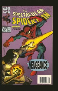 Marvel Comics The Spectacular Spider-Man #212 (1994)