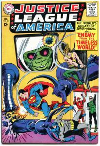 JUSTICE LEAGUE of AMERICA #33, VF+, Batman, Flash, GL, 1960, Wonder Woman, 1965