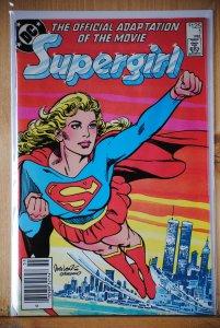 Supergirl  #1 (1985)