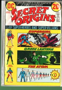 Secret Origins #2 (1973)