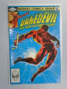 Daredevil (1st Series) #185, Direct Edition 8.0/VF - 1982