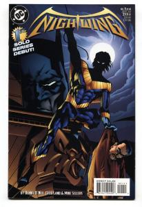 NIGHTWING #1 1995 First solo series! High Grade DC Teen Titans
