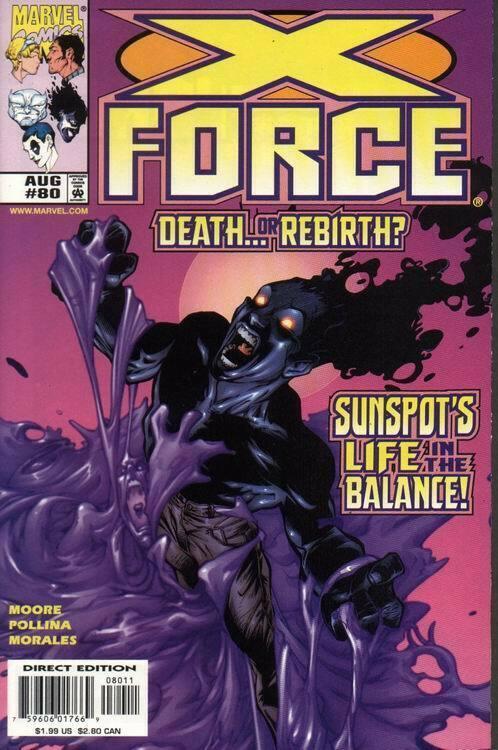 X-FORCE (1991 MARVEL) #80 NM- AGSME2