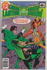 Green Lantern #114 (Mar-79) NM/MT Super-High-Grade Green Lantern, Green Arrow...