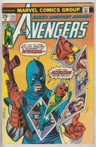 Avengers, The #145 () VG/FN High-Grade Avengers