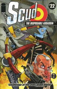 Scud: The Disposable Assassin #22 VF/NM; Fireman | save on shipping - details in