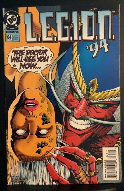 L.E.G.I.O.N. #64 (1994)
