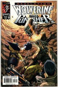 Wolverine Punisher Revelation #3 (Marvel, 1999) NM