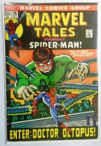 Marvel Tales (Marvel) #38, 2.5 (1972)