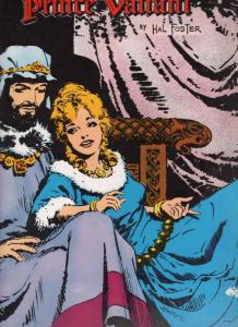 Prince Valiant (Pacific Comics Club) #1956 VF; Pacific   save on shipping - deta