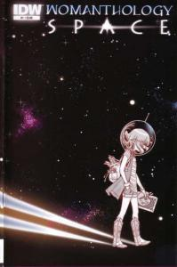 Womanthology: Space #1, NM (Stock photo)