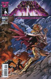 Battle of the Planets: Princess #2 FN; Image | save on shipping - details inside