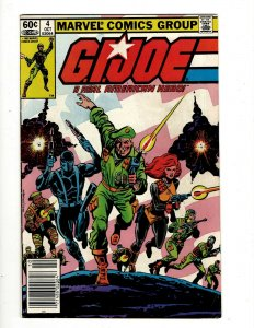 Lot of 12 G.I.Joe Marvel Comic Books #4 5 7 8 9 10 19 22 29 30 31 49 GB2