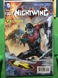 Nightwing #18 The New 52