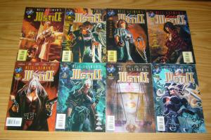 Neil Gaiman's Lady Justice #1-11 VF/NM complete series + variant - brereton set