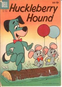 HUCKLEBERRY HOUND (1959-1970 DELL/GK) F.C.1050 GOOD COMICS BOOK