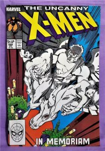 Chris Claremont UNCANNY X-MEN #228 Rick Leonardi (Marvel, 1988)!