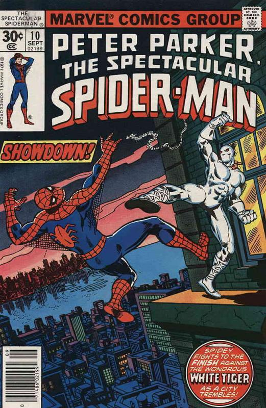 Spectacular Spider-Man, The #10 FN Marvel - save on shipping - details inside