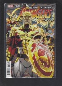 Avengers #42 Variant