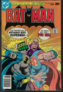 Batman #293 (DC, 1977) VF