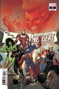 Avengers (July 2018 series) #21, NM + (Stock photo)
