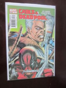 Cable and & Deadpool #3 - 7.5 - 2004