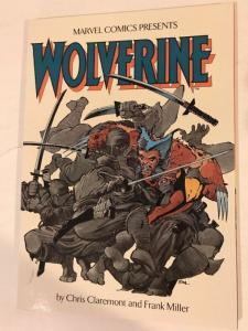 Wolverine Near Mint Tpb 1st Mini Series Frank Miller Chris Claremont