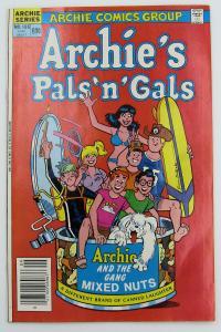 ARCHIE'S PALS 'N' GALS  #165 September 1983