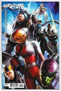Future State Legion Of Super-Heroes #2 MacDonald Variant (DC, 2021) NM
