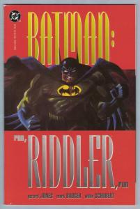 Batman - Run Riddler Run 3 1992 NM- (9.2)