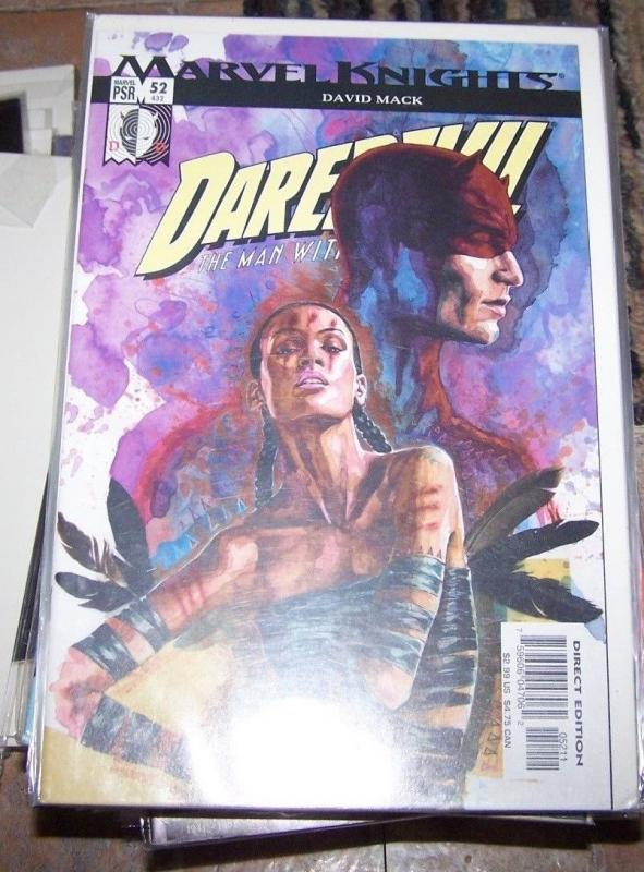 Daredevil comic  #52 (432) (Nov 2003, Marvel)