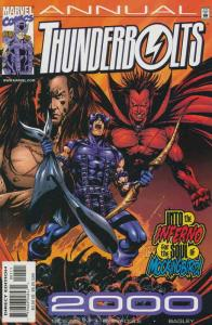 Thunderbolts Annual #2000 VF/NM; Marvel | save on shipping - details inside