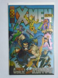X-Men Alpha #1A, VF (1995)