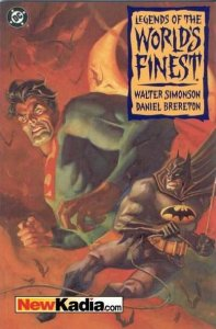 Legends of the World's Finest #2, NM (Stock photo)