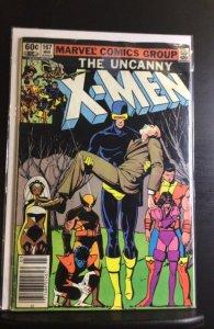 The Uncanny X-Men #167 (1983)
