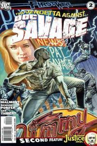 Doc Savage (2010 series) #2, NM + (Stock photo)