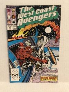 West coast Avengers #29