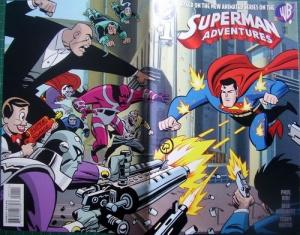 Superman Adventures Number 1 Original American DC