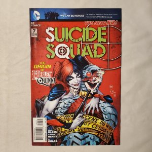 Suicide Squad 7 Fine/Very Fine Cover by Ivan Reis