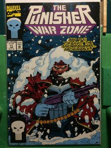 The Punisher War Zone #11