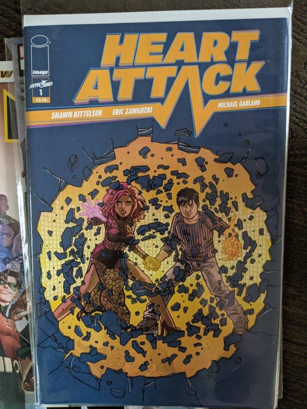 Heart Attack #1 (2019)