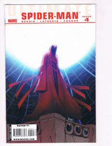 Spider-Man #4 NM Marvel Comics Comic Book Avengers 2010 DE30